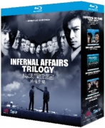Infernal Affairs: Trilogy Boxset auf Blu-ray Disc
