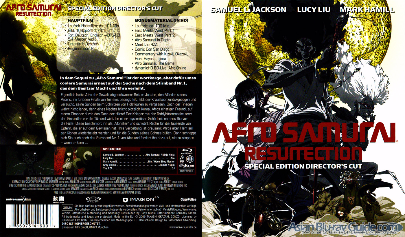 Afro Samurai Resurrection Soundtrack Download Zip Supernewhaus