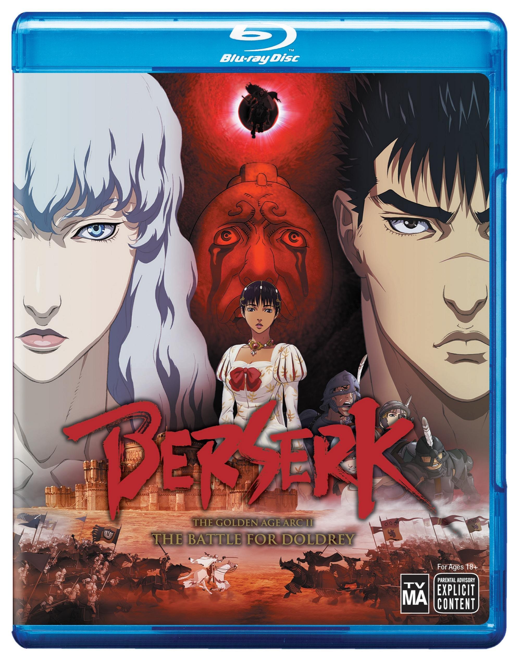 Berserk Movie 3 English Dub 27