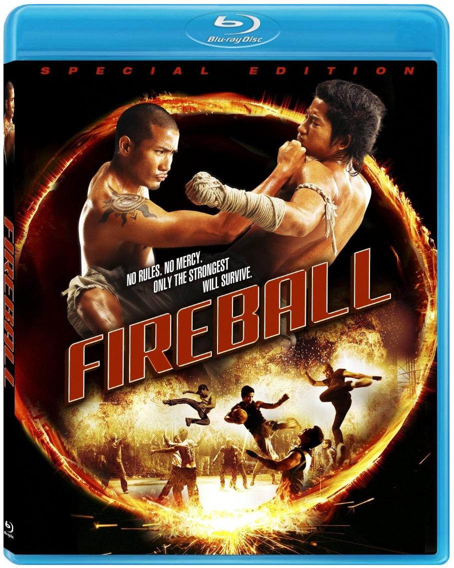 Poster de fireball 2