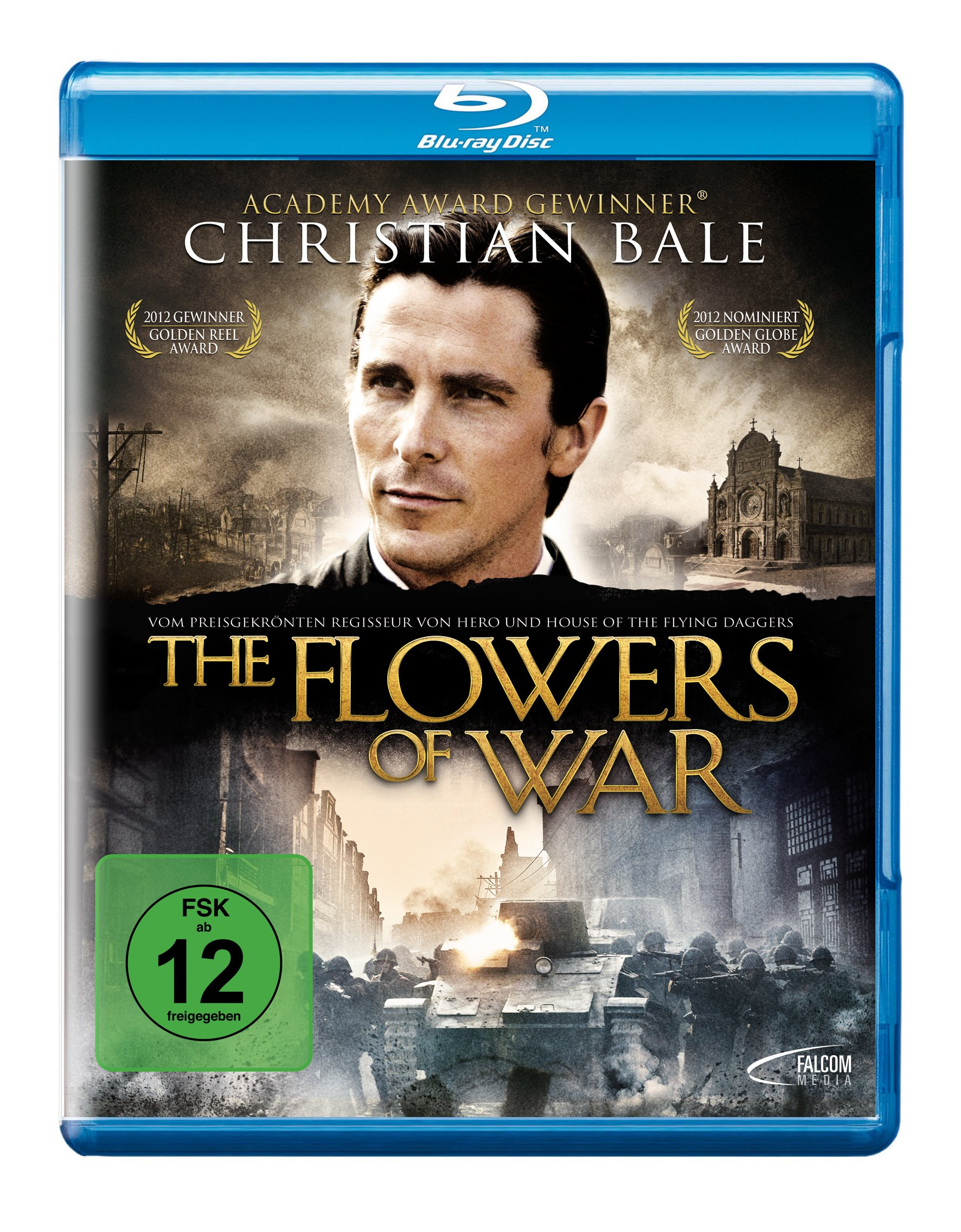 The Flowers of War Blu ray Disc