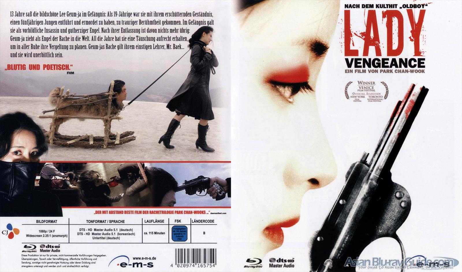 Sympathy for Lady Vengeance (2005) Cover_lady_vengeance_de