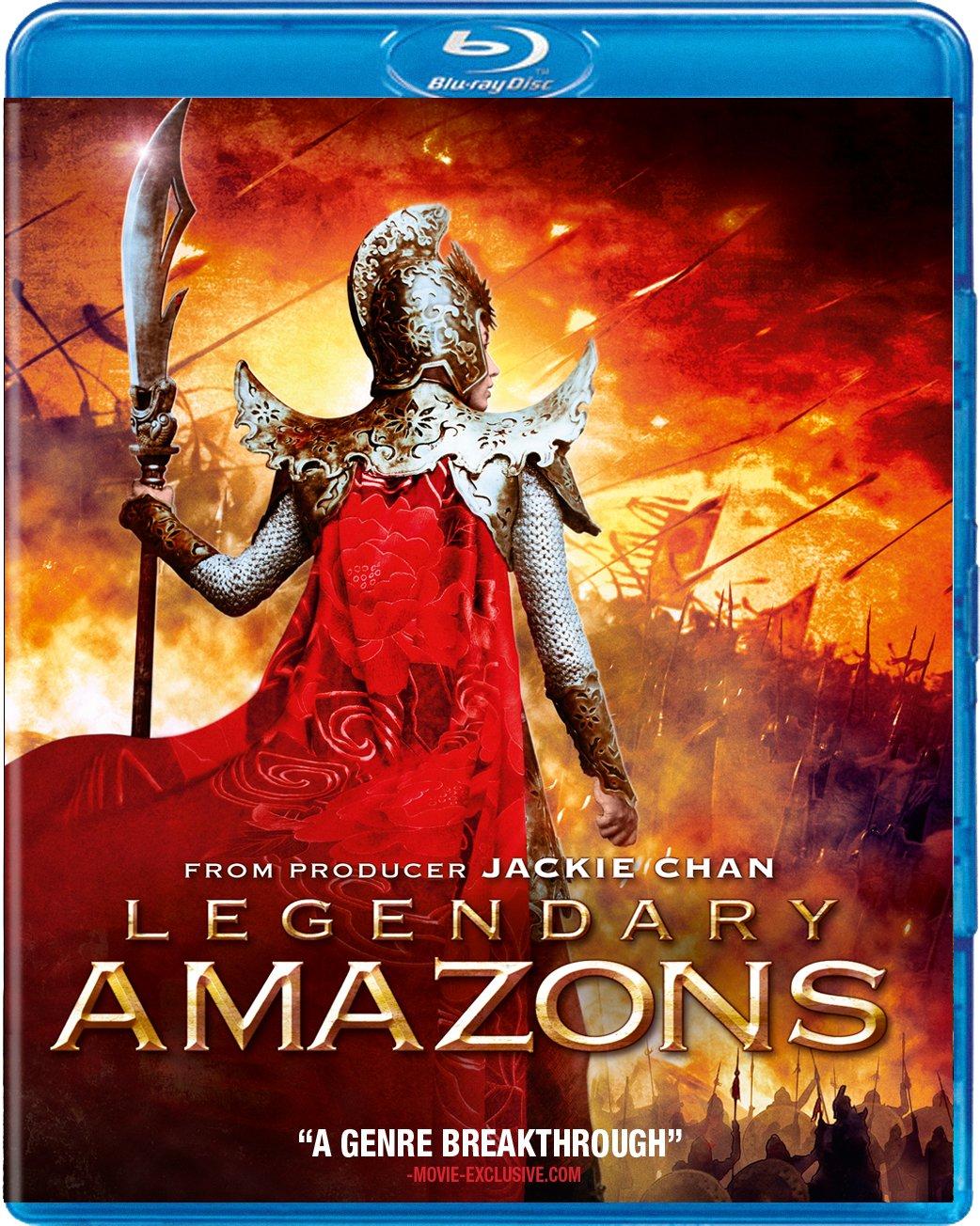 legendary amazons-#5