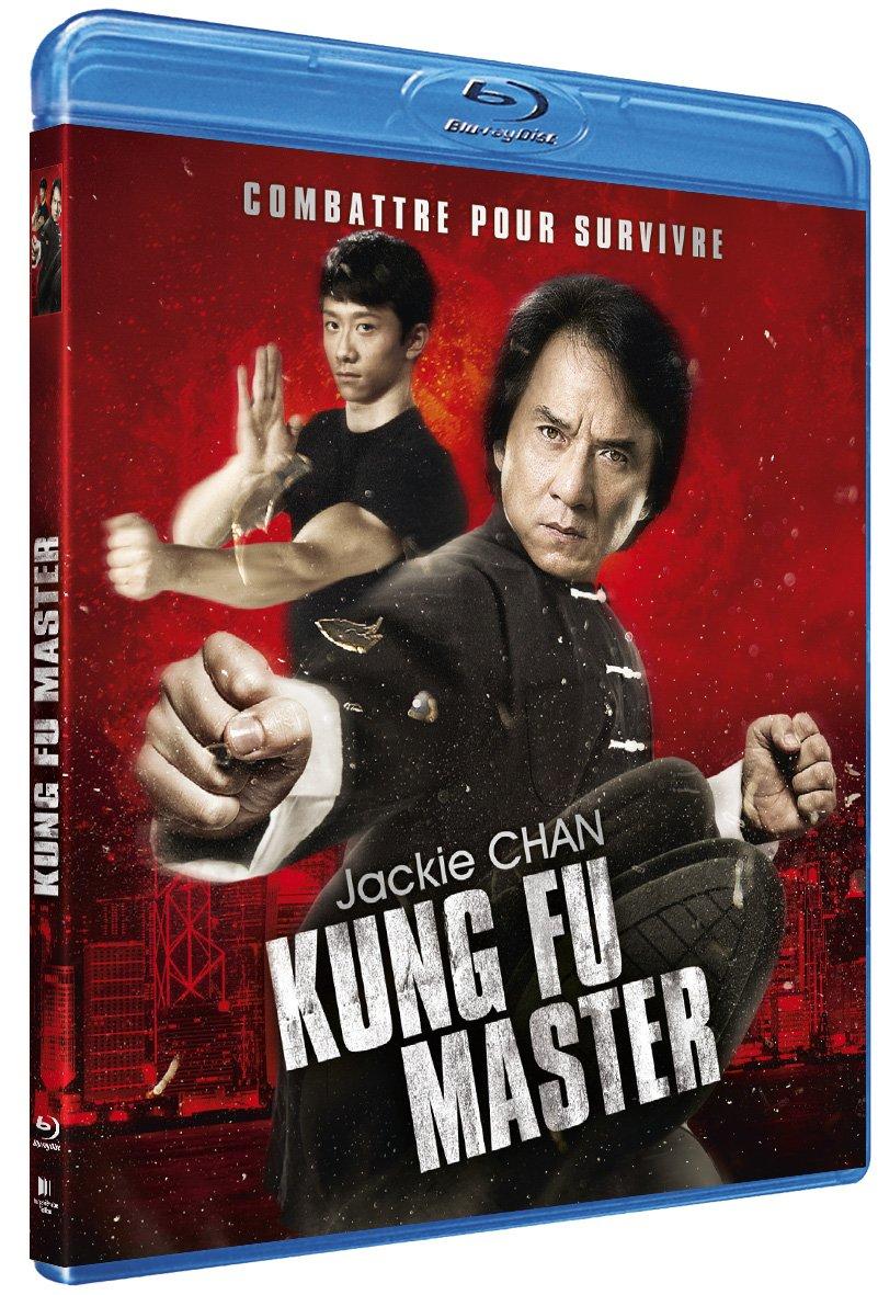 Kung Fu Master Jackie Chan
