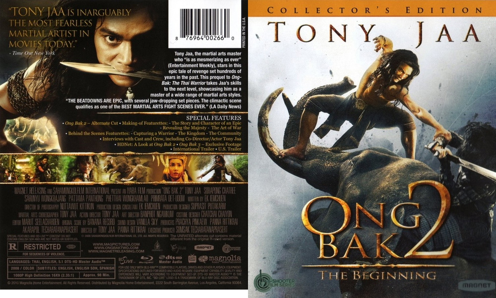ong bak 2 english sub watch online