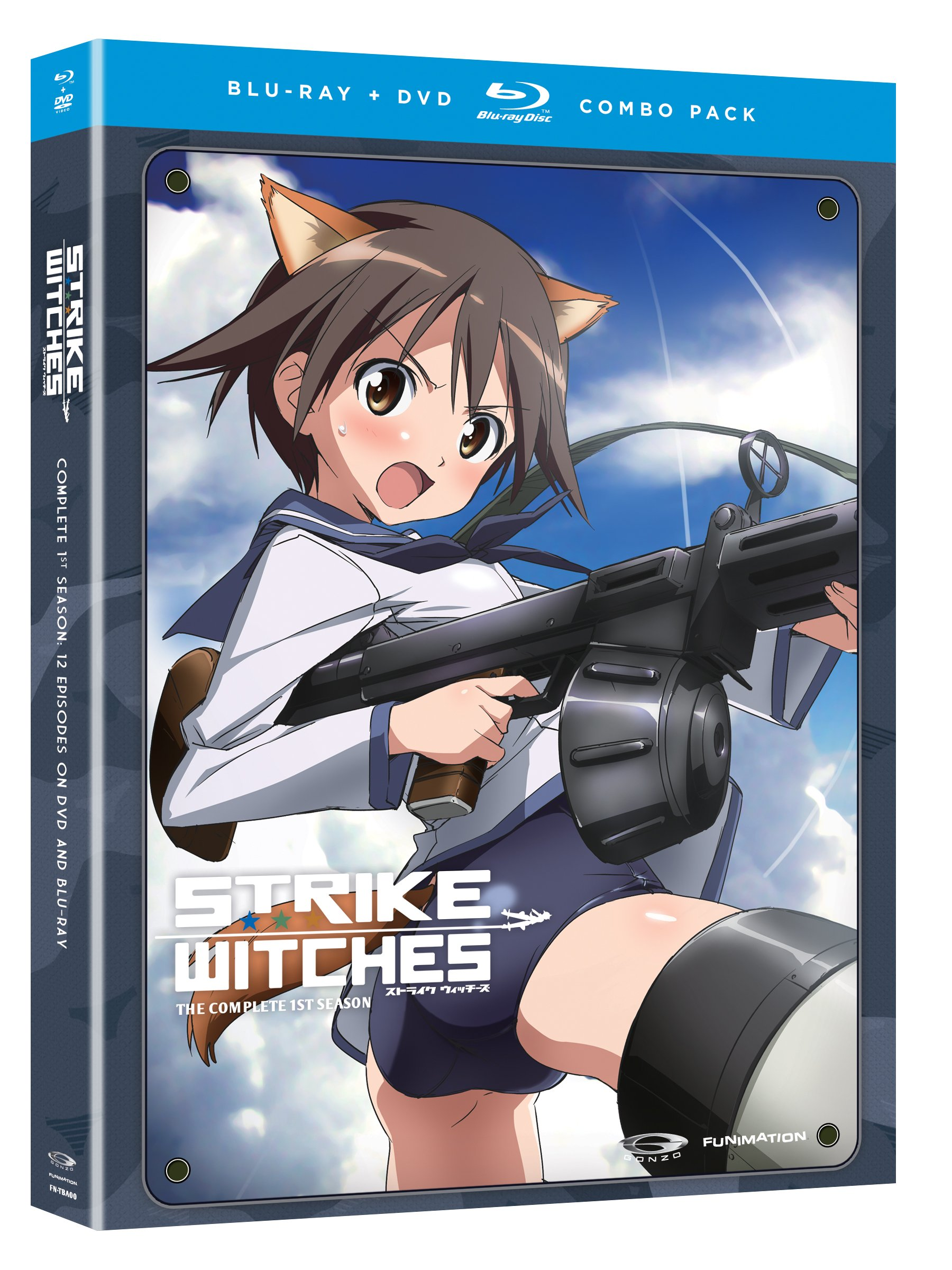 Strike witches season 1 collection blu ray disc asianblurayguide com