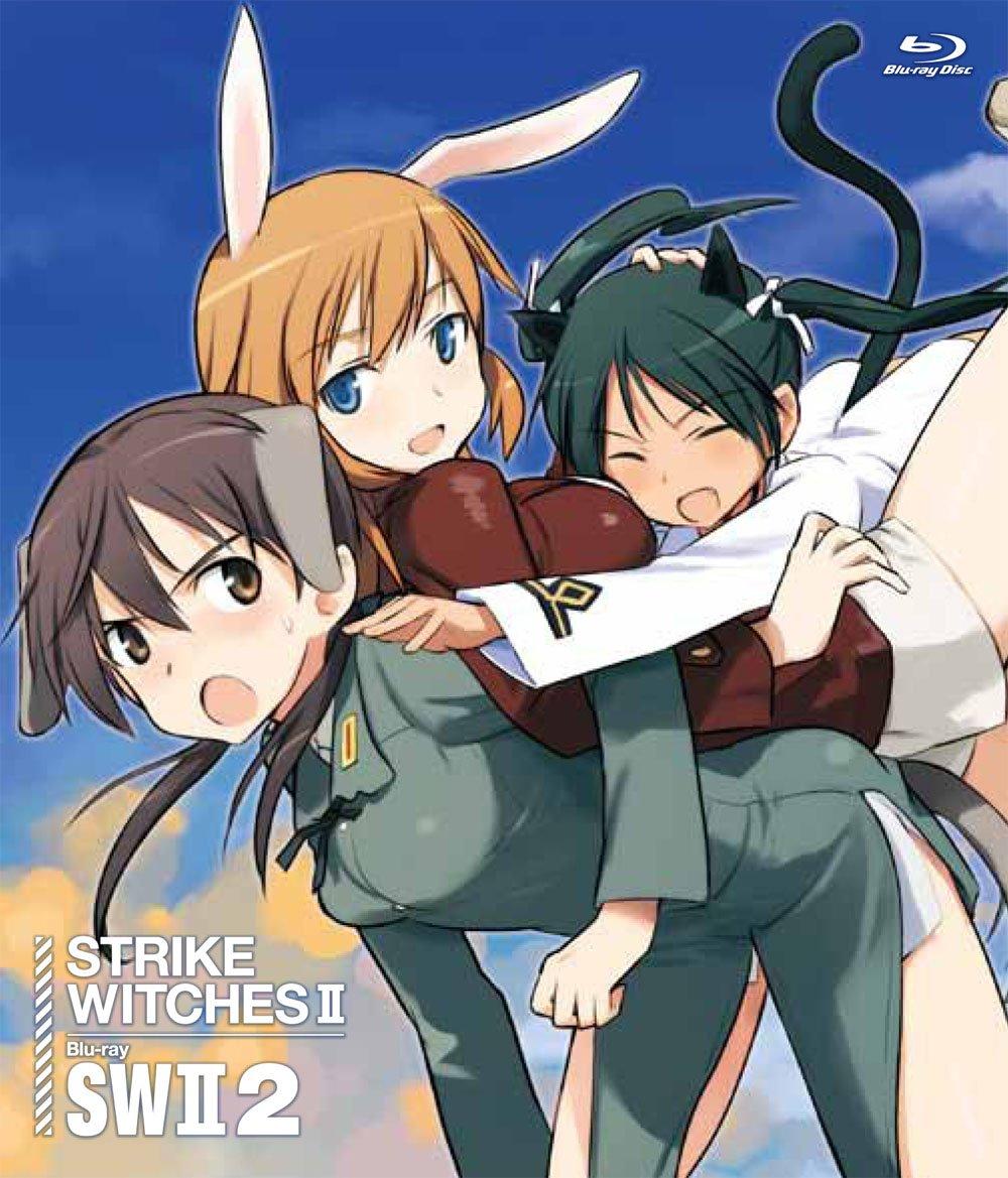 Strike witches season 2 vol 2 blu ray disc asianblurayguide com