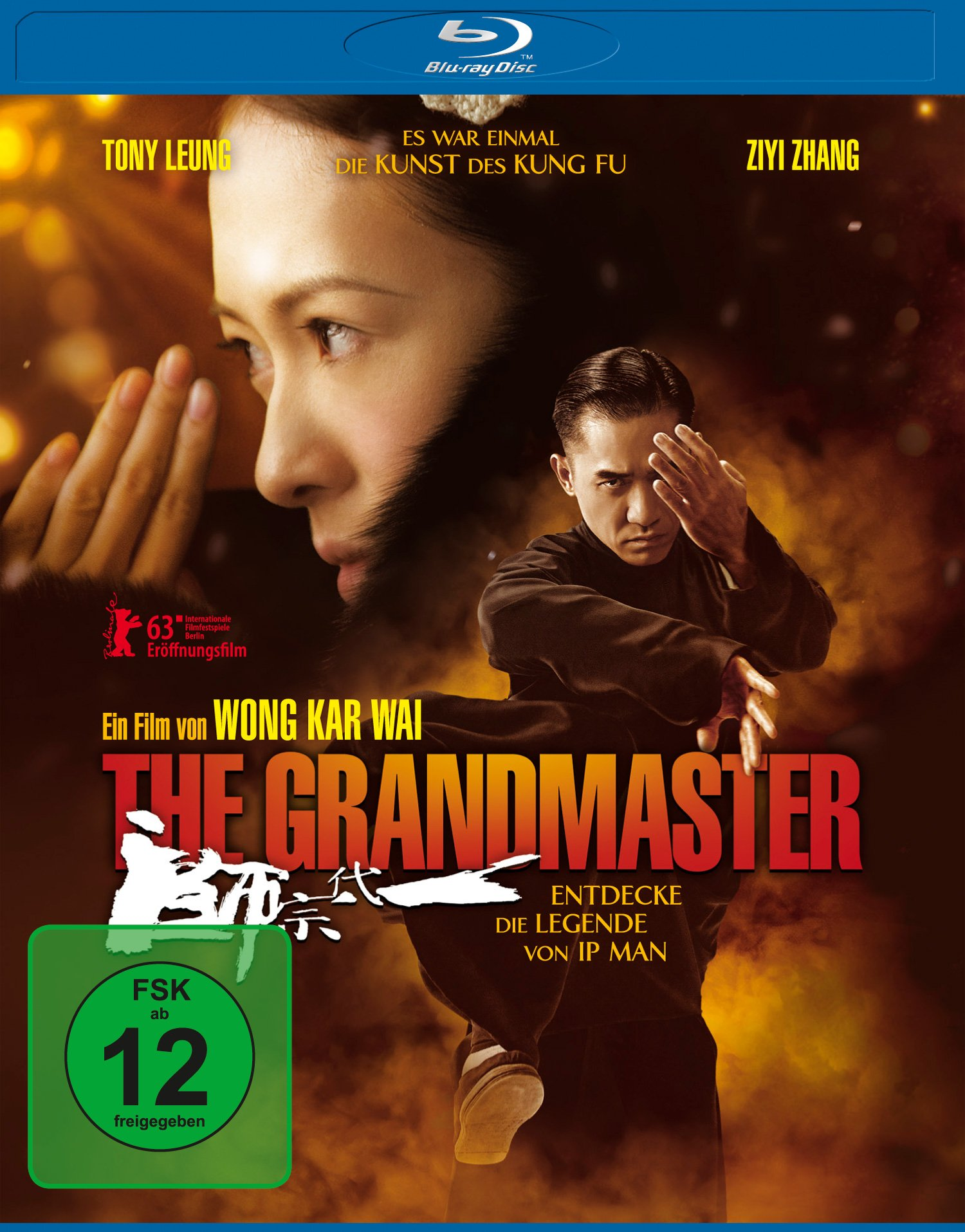 The Grandmaster Blu-ray Disc | AsianBlurayGuide.com