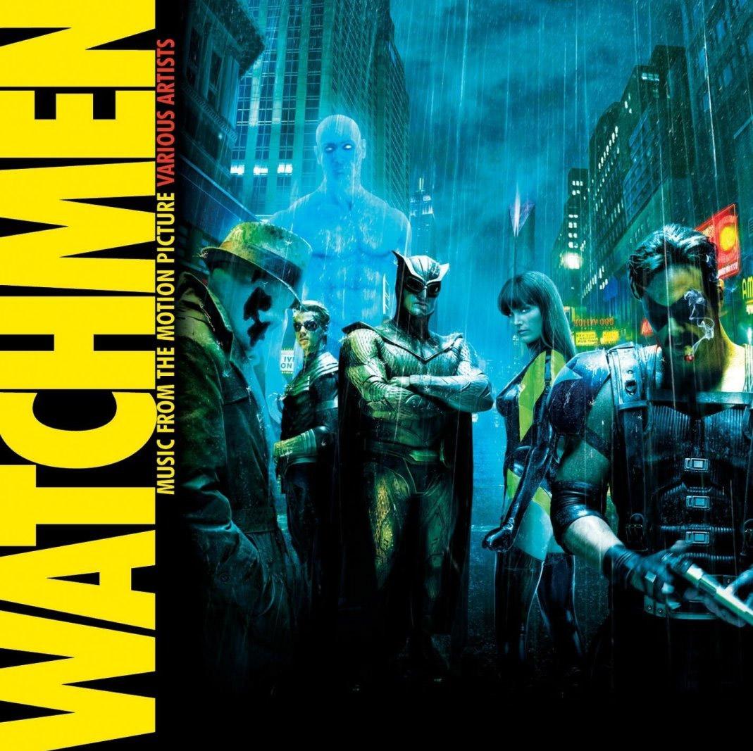 Watchmen  Final Poster...