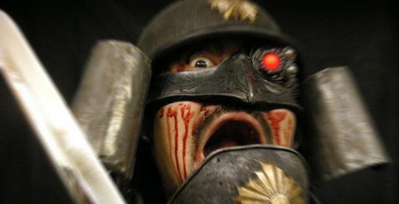 Tokyo Gore Police: Fünf Minuten Clip/Trailer